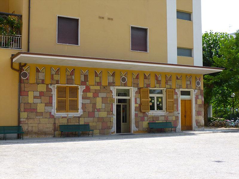 esterno scuola sacro cuore
