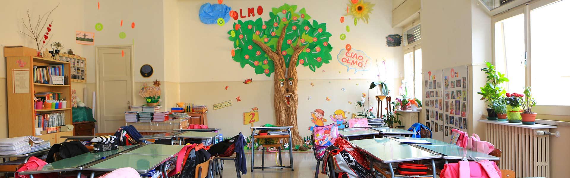 servizi di scuola, pre-scuola, mensa, post-scuola pesaro