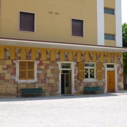 esterno scuola piccole ancelle del sacro cuore pesaro